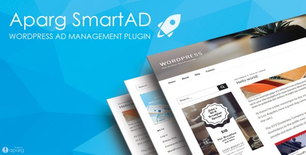 Aparg SmartAd – WordPress Ad Management Plugin