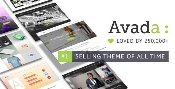 Avada WordPress ThemeAvada WordPress Theme