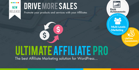 Unlimate Affiliate Pro WordPress Plugin