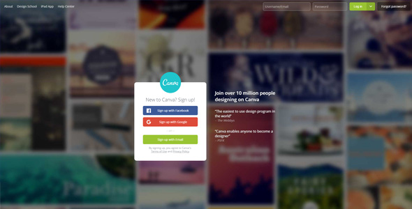 How to create attractive banners for Aparg SmartAd with Canva