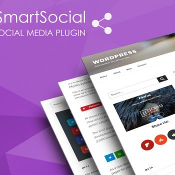 Aparg SmartSocial - WordPress Social Media Plugin