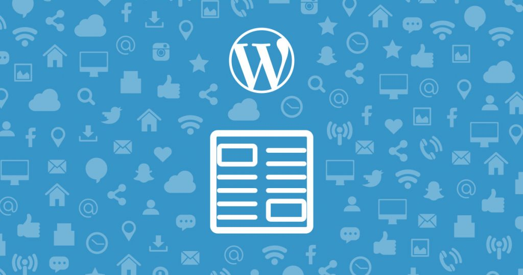Best way to embed social network widgets to WordPress website